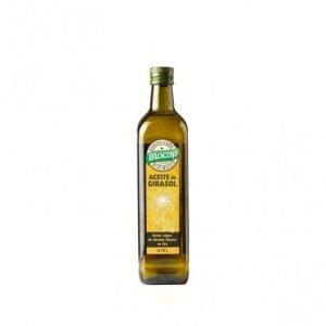 Aceite de girasol Biocop 750 ml