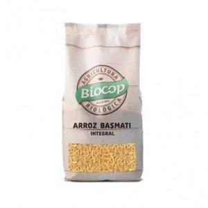Arroz basmati integral Biocop 500 g