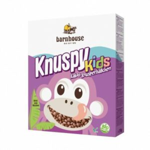 Arroz hinchado Knuspy Kids Barnhouse 250 g