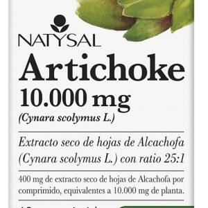 ARTICHOKE 10.000 mg (Alcachofa ratio 25:1)