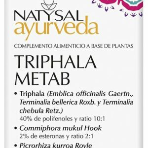 TRIPHALA METAB AYURVEDA