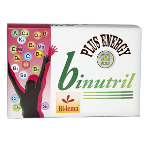 BINUTRIL PLUS ENERGY – 30 Sobres