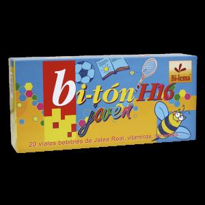 BI-TON H16 JOVEN – 20 Viales Jalea