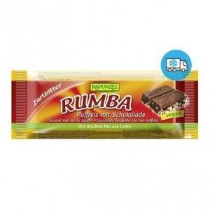Barrita Chocolate arroz Rumba Rapunzel 50 g
