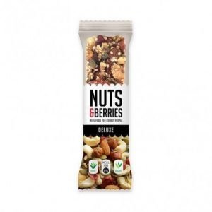 Barrita Deluxe Nuts&Berries 40 g
