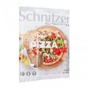 Base pizza sin gluten Schnitzer 100 g