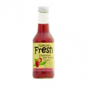 Batido smoothie frambuesa Natur Fresh 250 ml