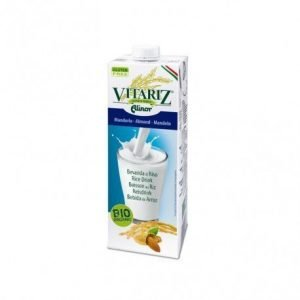 Bebida de arroz con almendras Vitariz 1 lt