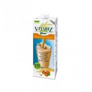 Bebida de arroz con avellanas Vitariz 1 lt