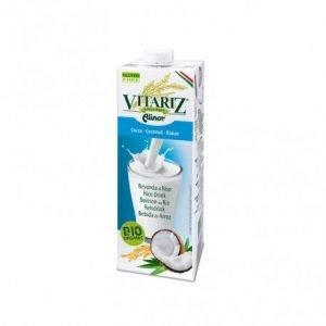 Bebida de arroz con coco Vitariz 1 lt