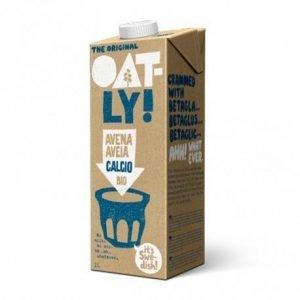 Bebida de avena con calcio Oatly Bio 1 lt