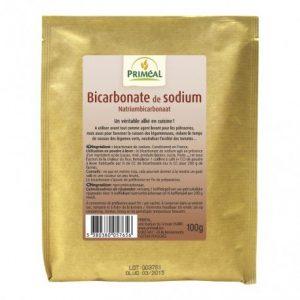Bicarbonato de sodio para uso alimentario Primeal 80 g