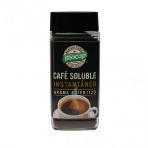 Café soluble instantáneo Biocop 100 gr.