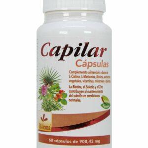 CAPILAR Cáps. 60*908 mg.