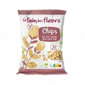 Chips de garbanzos Le Pain des Fleurs 50 g