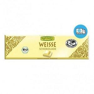 Chocolatinas blancas Rapunzel 20 g