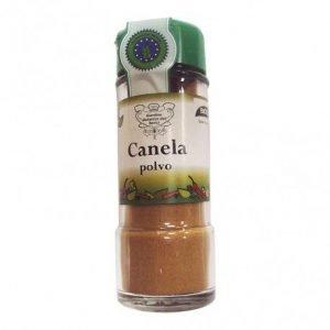 Condimento Canela polvo Biocop 36 gr.