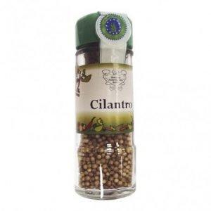 Condimento Cilantro grano Biocop 25 gr.