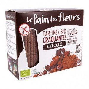 Cracker cacao Le Pain des Fleurs 160 g