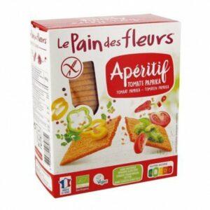 Cracker de tomate y paprika Le Pain des Fleurs 150 g