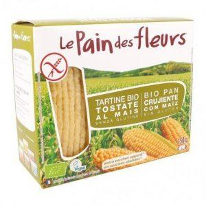 Cracker maíz Le Pain des Fleurs 150 g