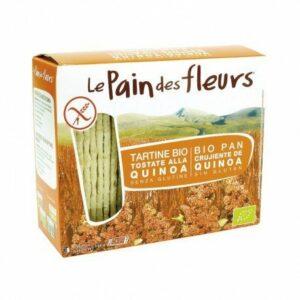 Cracker quinoa Le Pain des Fleurs 150 g