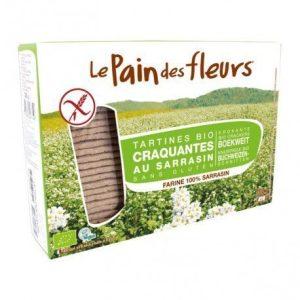 Cracker sarraceno Le Pain des Fleurs 300 g
