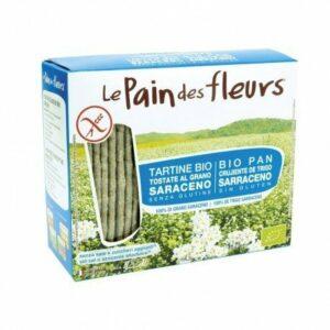 Cracker sarraceno sin sal Le Pain des Fleurs 150 g