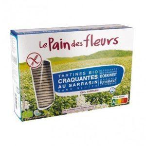 Cracker sarraceno sin sal Le Pain des Fleurs 300 g