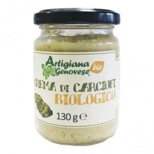 Crema de alcachofas Artigiana Genovese 130 g