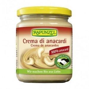 Crema de anacardos Rapunzel 250g