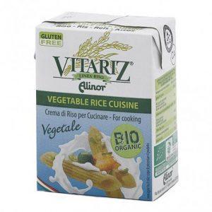Crema de arroz líquido Cuisine Vitariz 200 ml