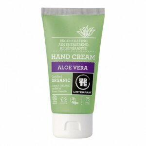 Crema de manos Aloe vera Urtekram 75 ml