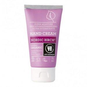 Crema de manos Nordic birch Urtekram 75 ml