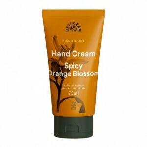 Crema de manos Spicy Orange Blossom azahar Urtekram 75 ml