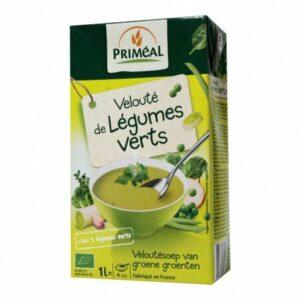 Crema verduras Priméal 1 l