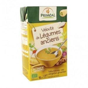 Crema verduras raíz Priméal 1 l