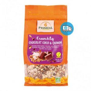 Crunchy choco coco quinoa Priméal 365 g