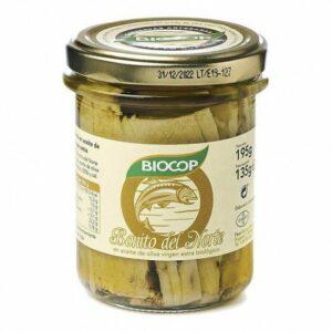 Filetes de bonito del norte Biocop 157 gr.
