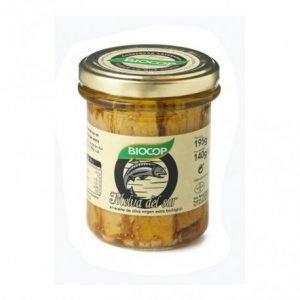 Filetes de melva Biocop 195 gr.