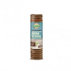 Galleta con copos de avena Biocop 250 g