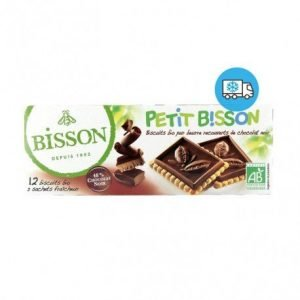 Galleta petit Bisson chocolate negro Bisson 150 g