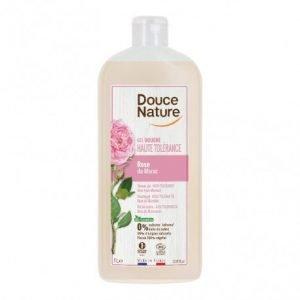 Gel de ducha de rosas Douce Nature 1 litro
