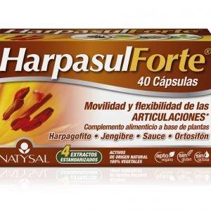 HARPASUL ® FORTE (Harpagofito+Ortosifón+Sauce+Jengibre)