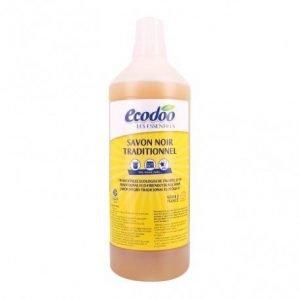 Jabón negro líquido Ecodoo 1 litro