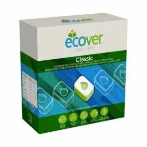 Lavavajillas máquina Ecover 25 tabletas x 20 g
