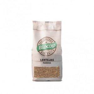Lenteja pardina Biocop 500 g