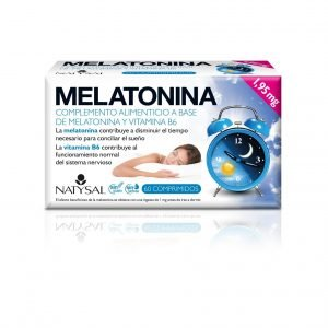 MELATONINA  1,95 mg (60 Comp)