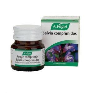 Menosan Salvia Sofocos – 30 Compr. – Bioforce Ag