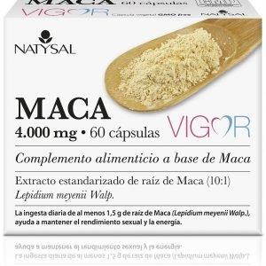 MACA  4.000 mg.(Maca ratio 10:1)